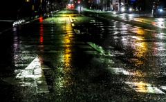 Rainy night #1