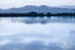 水に浮かぶ街
