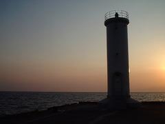 大島の灯台