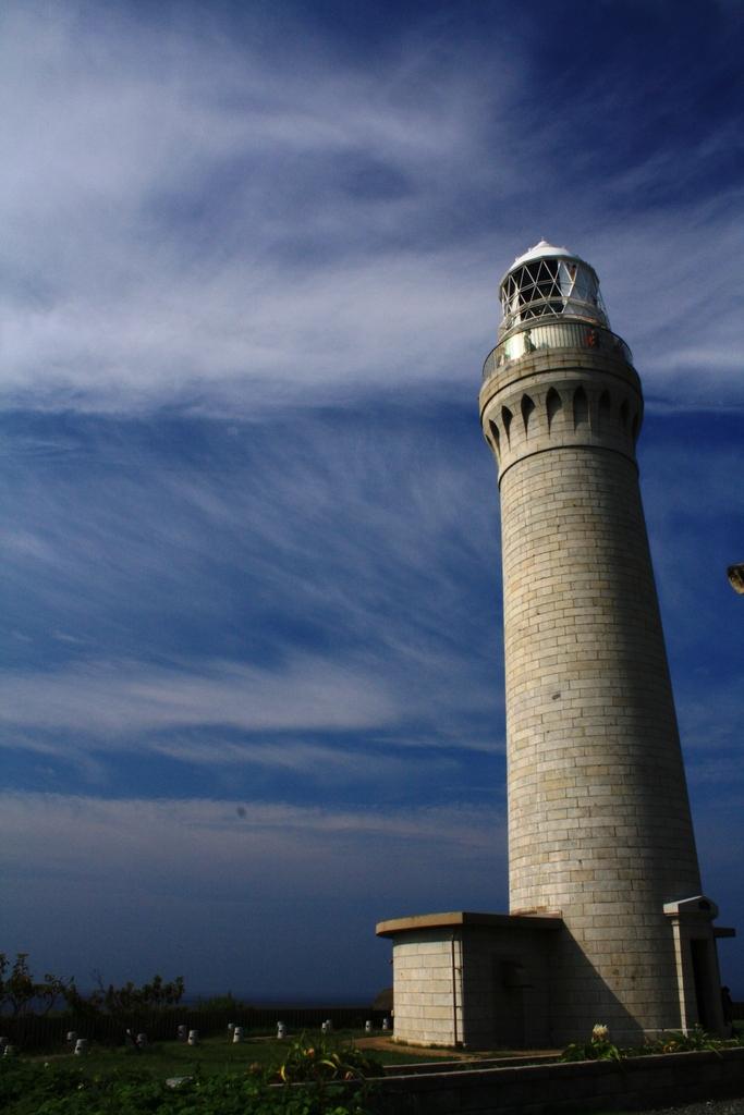 角島 灯台