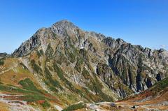 裏剱岳 山行04