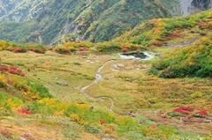 裏剱岳 山行15
