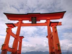 厳島神社 HDR(1)