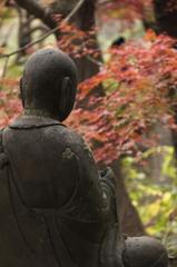 錦秋の横浜三渓園6