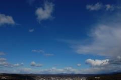 雲の陣取り