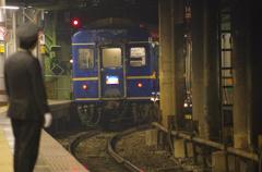 2012年1月25日_上野駅