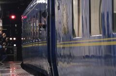 2012年11月17日 上野駅