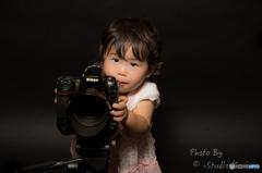 本気のカメラ女子!?