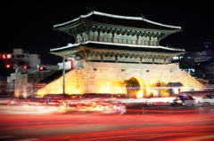 Dongdaemun Gate, Seoul, Korea