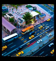 #012 Miniaturized TAIPEI