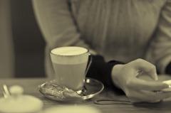 Hot Cafe @ ほっとカフェ