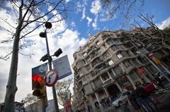 晴天バルセロナ
