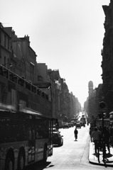 A Street of PARIS 01