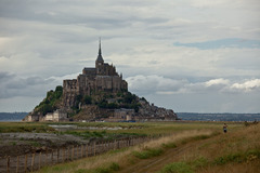 Le Mont Saint-Michel  2009 Summer