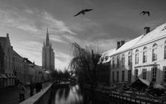 はばたき・運河の街