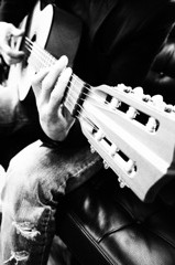 ギターおやじ