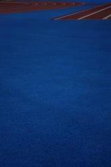 青の競技場
