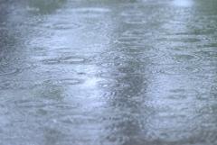 雨のリズム