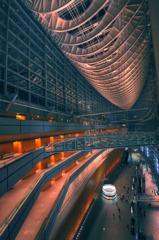 Spaceship terminal