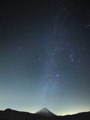 Meteor night