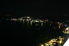 知多の夜景