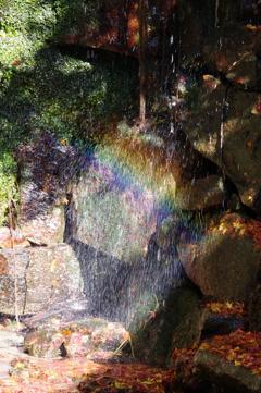 ちっこい虹