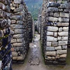 遺跡の通路