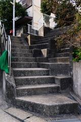多目的階段・・・ん?
