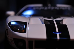 Ford GT LM Race Car α