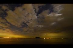 猿島・夜景