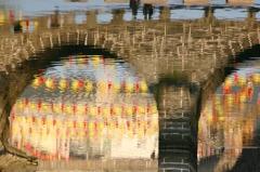 長崎燈會~眼鏡橋~