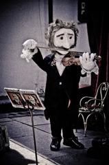 小さなバイオリン弾き