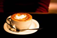 Cappuccino at GUCCI CAFE