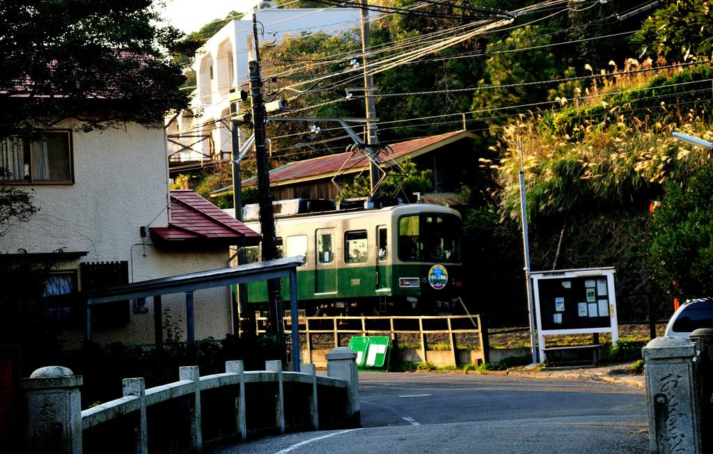 稲村ヶ崎 滝 界隈