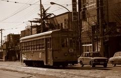 横浜市電のあった時代