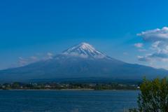 富士五月晴れ