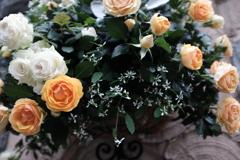 薔薇のX100F-その4花かご