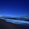 夜の海もいいもんだ