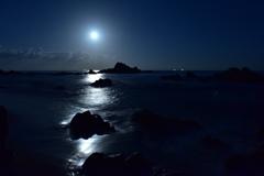 今宵、満月