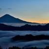 清水吉原 富士山 夜明け Vo3