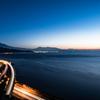 薩埵峠の夜明け