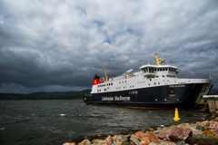 MV Finlaggan at Kennacraig