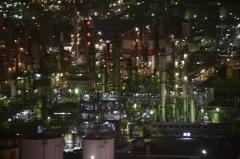 うみてらす工場夜景3