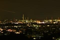 工場のある街