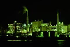 煌めく工場