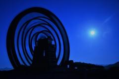 月夜のグルグル
