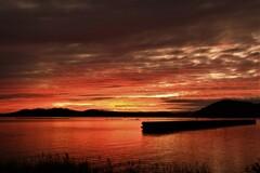 琵琶湖の空母