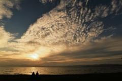 秋の雲が紡ぐ物語