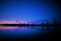 空の色の住処