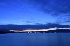 如月南浜夜明け前2